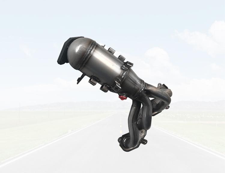 長安CS35排氣支管
